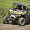 CAN-AM MAVERICK 1000R X RS PILOT KYLE CHANEY WINS GNCC UTV XC1 MODIFIED CLASS IN OHIO