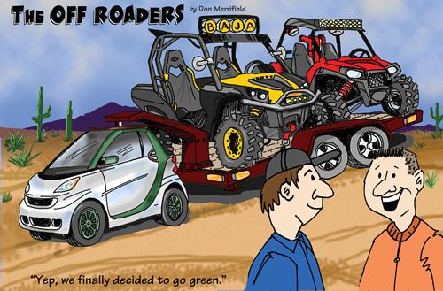 Mahindra Side By Side >> Cartoons - UTV Off-Road Magazine