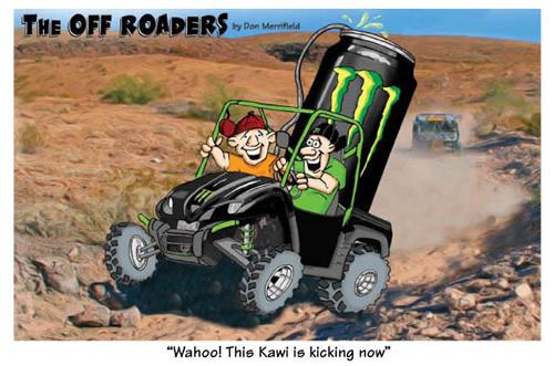 Cartoons Utv Off Road Magazine