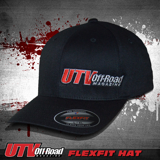 UTV Off-Road Magazine Hat