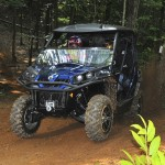 2012 Can-Am Commander 1000 LTD