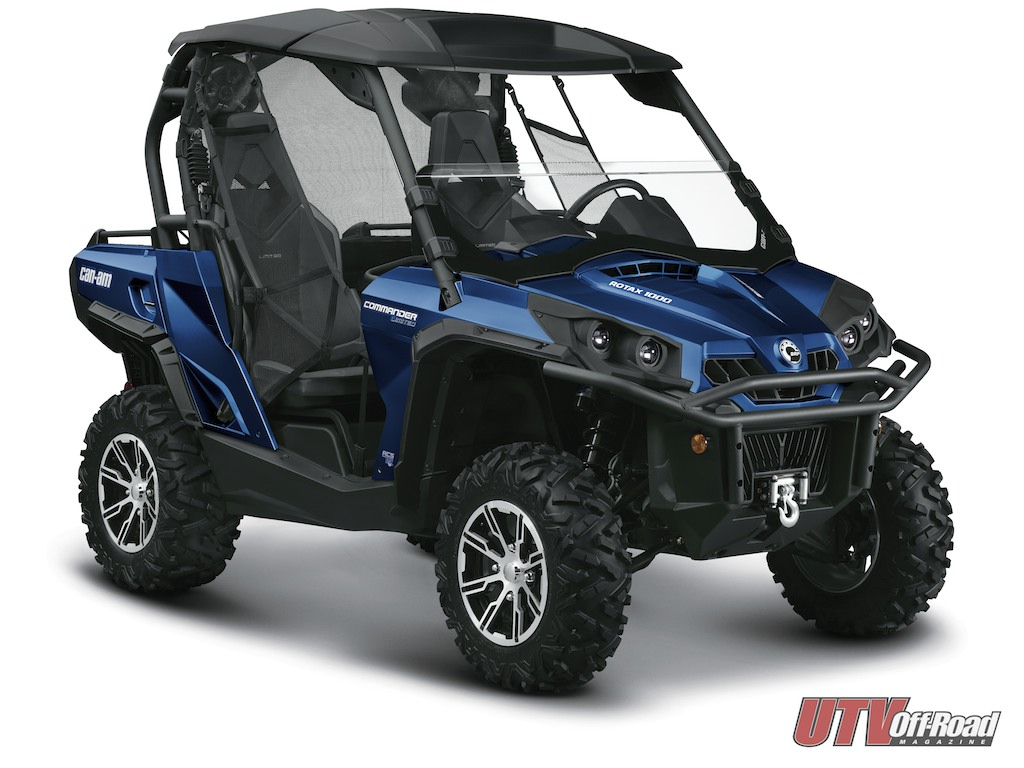 Can am commander 1000 limited 2016 for sale - Can Am Commander 1000 Limited 2016 For Sale 17