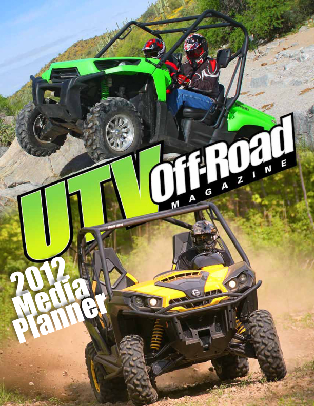utv off road magazine media planner utv off road magazine. Black Bedroom Furniture Sets. Home Design Ideas