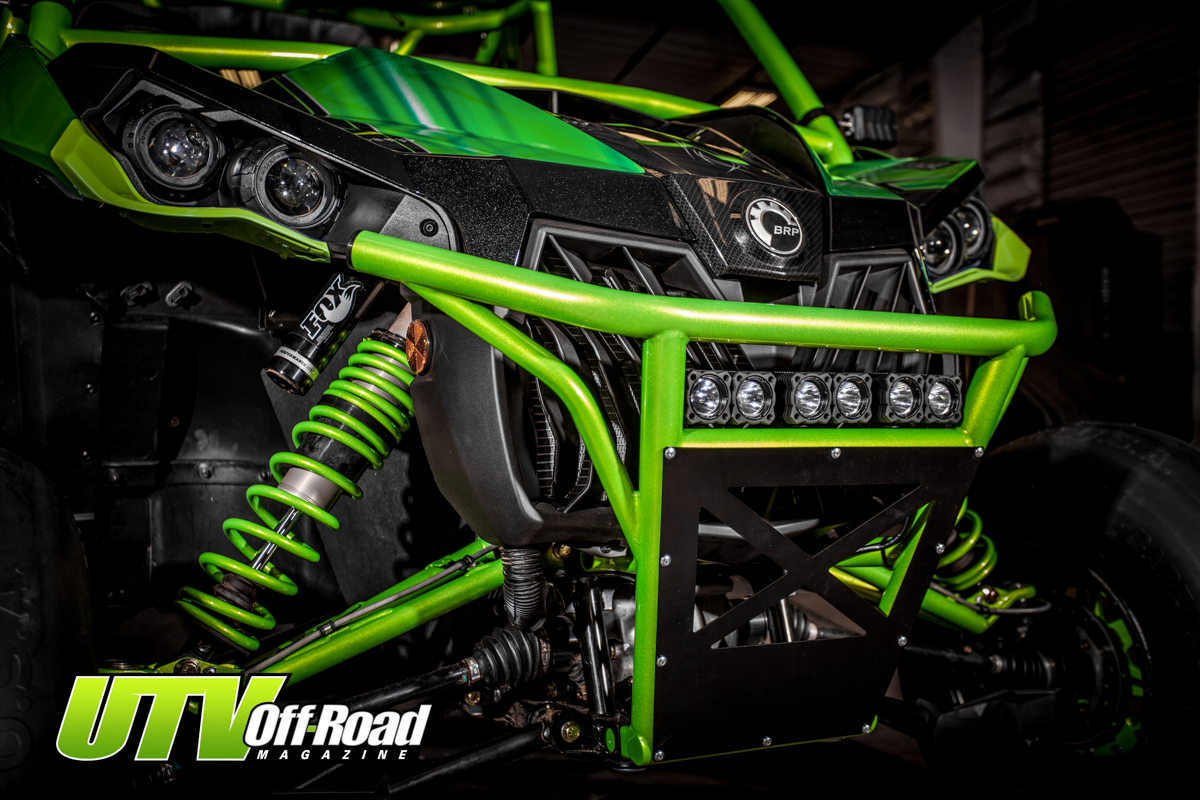 turbocharged Maverick X ds – Assault Industries