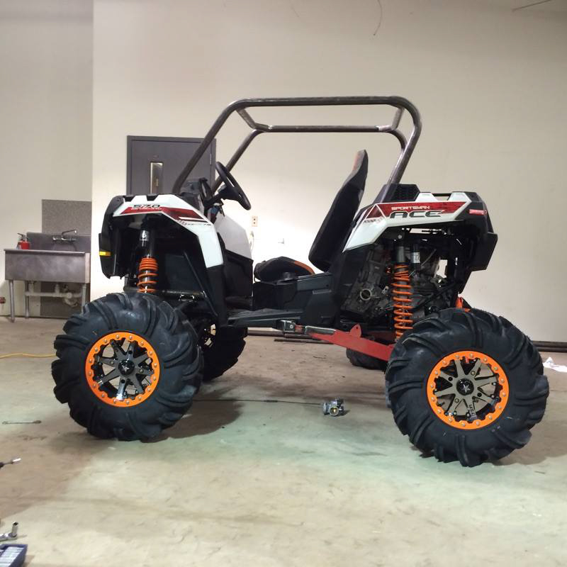 High Lifter S Polaris Ace Spider Monkey 1000 Utv Off