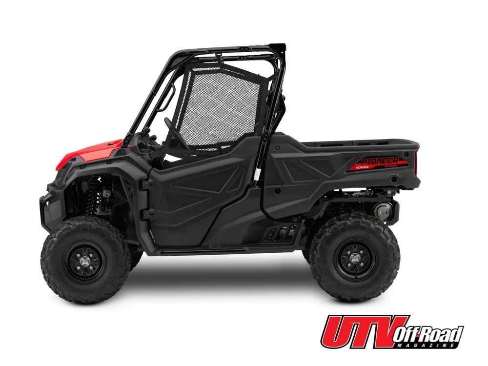 Honda Announces 2016 Pioneer 1000 - UTV Off-Road Magazine