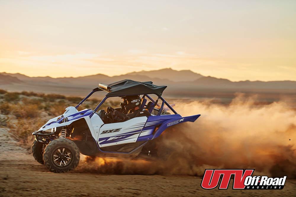 Yamaha yxz 1000r utv off road magazine for Yamaha mox8 specs