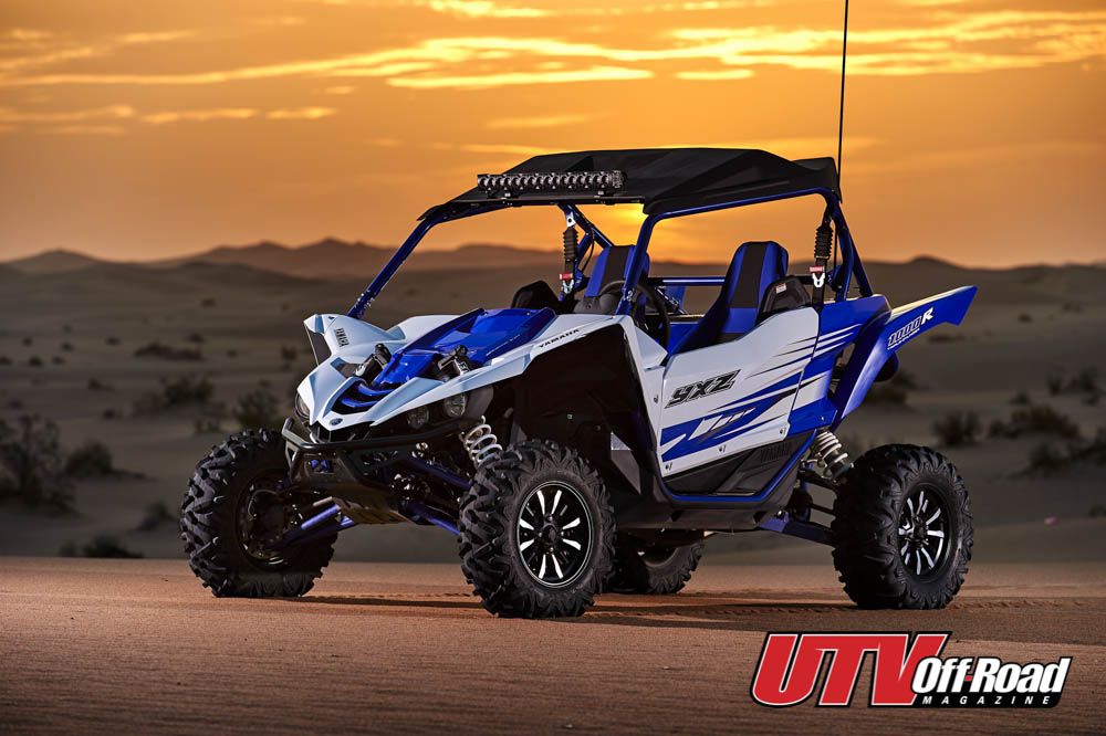 yamaha yxz 1000r utv off road magazine. Black Bedroom Furniture Sets. Home Design Ideas