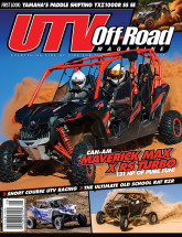 UTV Off-Road Magazine Can-am Maverick Max XRS