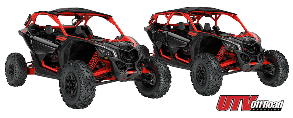 New Maverick X3 X Rs Turbo R W Smart Lok Max