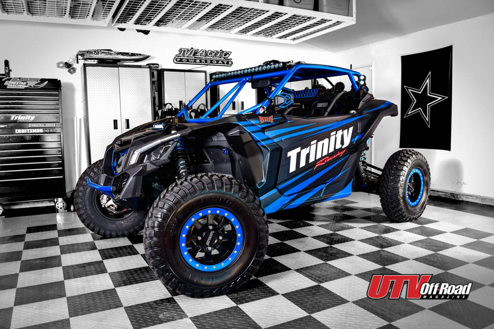 Trinity Racing Can-Am X3