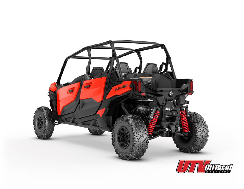 SPECIALTY FEATURES AND PACKAGES: CAN-AM OFF-ROAD HAS IT ALL