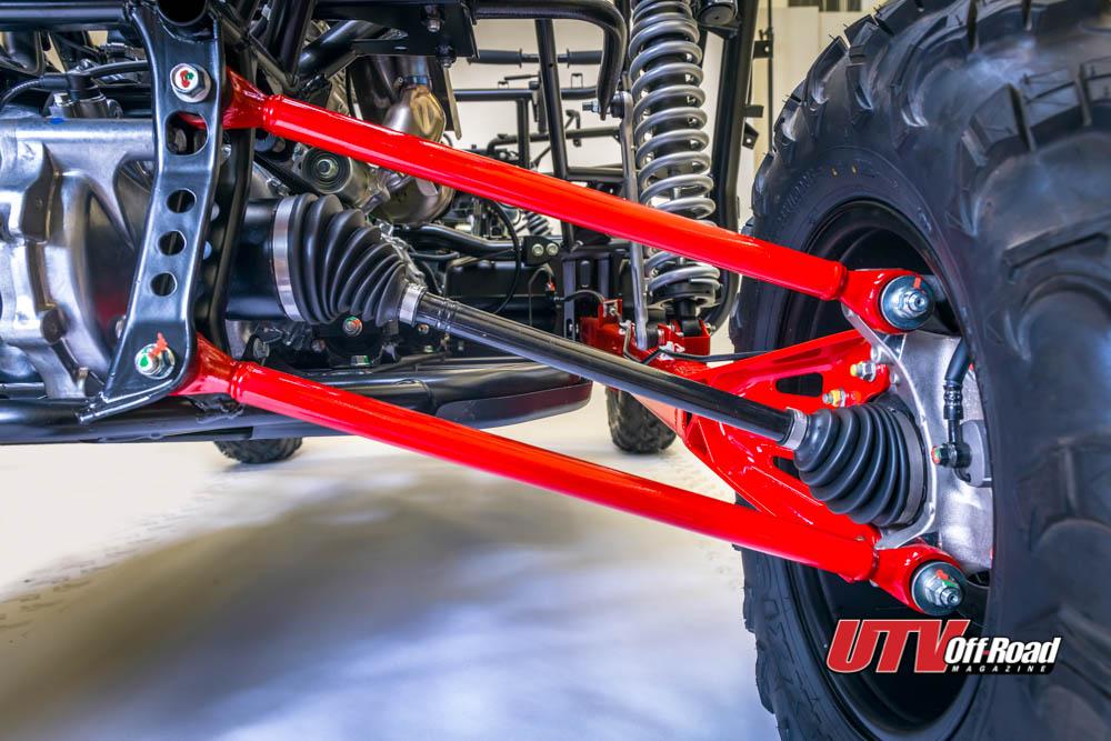 How Much Is A Wheel Alignment >> 2019 Honda Talon - UTV Off-Road Magazine