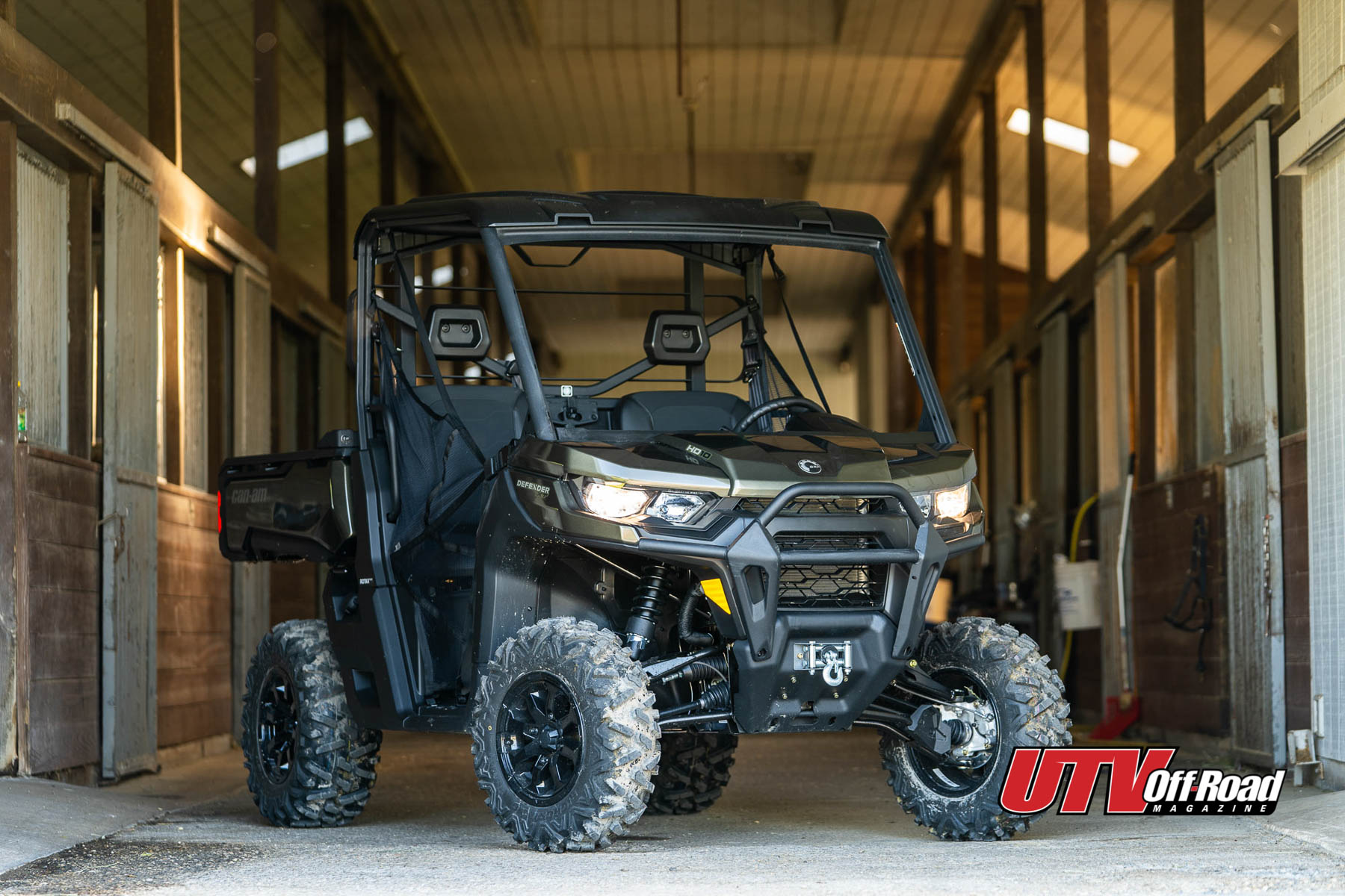 The Can-Am Defender is Refined For 2020.