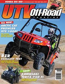 Past Issues Archives - UTV Off-Road Magazine : UTV Off-Road