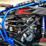 Trinity Racing Can-Am X3 exhaust